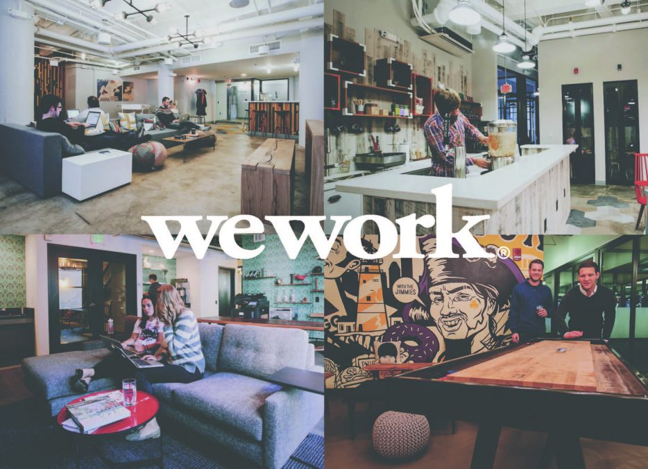we work offices